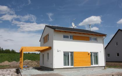 Nové fotky domu Kubis 74 v individuální úpravě